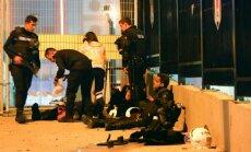 TAK uzņemas atbildību par sprādzieniem pie stadiona Stambulā