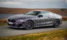 BMW pastāstījis par gaidāmās 8. sērijas sportiskāko versiju 'M850i'