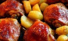 Liec pie darba cepeškrāsni! 13 vienas pannas maltītes brīvdienām bez liekām klapatām