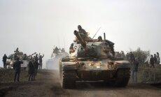 """Турецкие и курдские военные рассказали о потерях за время операции """"Оливковая ветвь"""" в Сирии"""