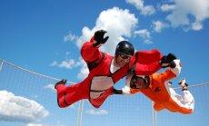 'Aerodium' Siguldā atklās lidošanas sezonu