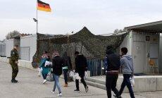 Vācija uzņems vēl vairāk imigrantu no Itālijas