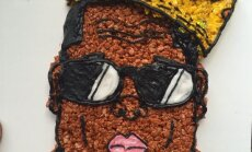 Hipsteru 'mākslinieki' šmurgājas ar ēdienu, kamēr citi mirst badā
