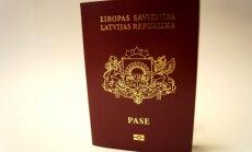Jaunā parauga Latvijas pilsoņu pases dizainu izstrādājuši PMLP speciālisti un vācu dizaineri