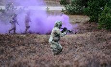 Militāro apmācību apguvušajiem studentiem varētu izmaksāt 2500 eiro kompensāciju