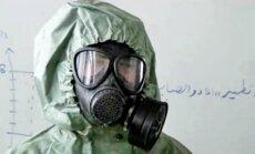Latvija konferencē Parīzē uzsver nepieciešamību saukt pie atbildības ķīmisko uzbrukumu īstenotājus