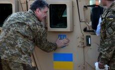 Порошенко заявил, что проведет на Украине референдум о вступлении в НАТО
