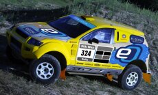 'OSCar' ekipāža 'Africa Eco Race' rallijreidu ievada ar 25.vietu