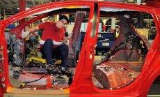 Krievijas auto tirgum draud pārprodukcija