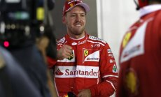Fetels pieveic 'Red Bull' pilotus Singapūras posma kvalifikācijā