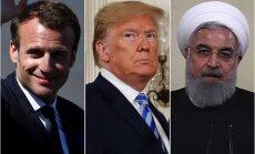 ASV izstāšanās no Irānas kodollīguma: kā reaģē pasaule