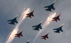 Krievija Armēnijā pie Turcijas robežas izvieto aviācijas papildspēkus
