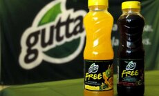 Производство соков Gutta перенесут в Эстонию