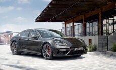 Jaunās paaudzes 'Porsche Panamera' modelis