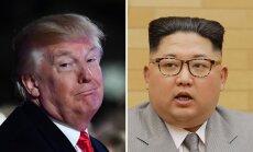 Трамп продлил санкции против КНДР