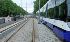 Рижская дума одобрила строительство трамвайной линии на Сканстес
