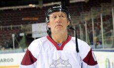 Balderis: Latvijas Hokeja federācijā blefošana ir briesmīga