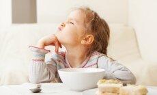 Lekcijās vecākus izglītos par veselīgu uzturu dažādos bērna vecumposmos