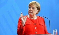 Vācijas valdošā koalīcija vienojusies par pasākumiem cīņai ar nelegālo imigrāciju