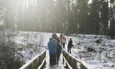 Aicina baudīt aktīvu atpūtu ziemā Ziemeļlatgales pilsētās un tūrisma objektos
