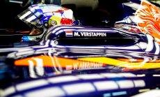 'Red Bull' F-1 komanda nomaina Kvjatu pret Verstapenu