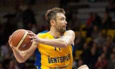 'Ventspils' basketbolisti LBL mačā droši pieveic 'Jūrmala'/'Fēnikss'