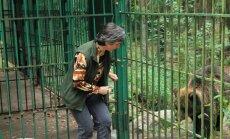 Prezidents ar Līgatnes lāču kopēju tiksies privāti