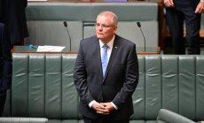 Austrālijas premjers atvainojas pedofilijas upuriem