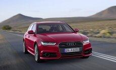 'Audi' modernizējis 'A6' un 'A7' modeļu saimi