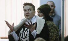 Киевский суд арестовал Надежду Савченко на 59 суток