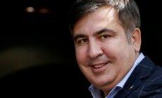 """Суд на Украине оштрафовал Саакашвили за """"прорыв через границу"""""""