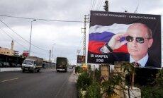 Putins neplāno grozīt Krievijas konstitūciju, lai paliktu amatā pēc 2024. gada