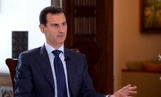 Башар Асад обвинил США в намеренном обстреле сирийских войск