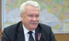 Министр: в Латвии увеличивается площадь лесов