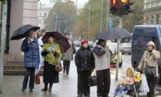 Pēcpusdienā Latviju sāks šķērsot aukstā atmosfēras fronte