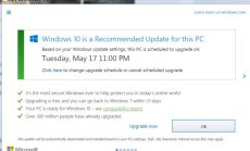 "Новая тактика Microsoft: тайно и без спросу ""назначать"" переход на Windows 10"