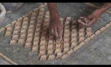 ВИДЕО. Мозаичная плитка в Марокко: пять минут чистого наслаждения древним искусством