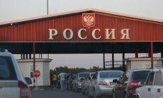 Latvijas un Lietuvas autopārvadātājiem būs jāmaksā par Krievijas ceļu izmantošanu