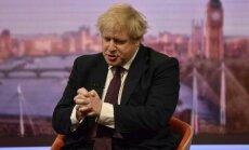 Lielbritānijai nav strīda ar Krieviju, bet vainīgs ir Putins, paziņo Džonsons