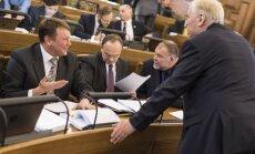 Budžets 2016: Deputāti sadala naudu draudzīgām pašvaldībām; kāpina algas ministriem (Tiešraides arhīvs)