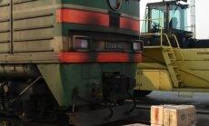 Rēzeknes novadā aiztur vilciena apkalpi par iesaistīšanos liela apmēra cigarešu kontrabandā