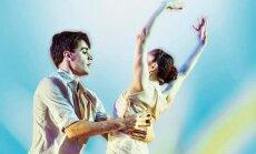 Baltijas baleta festivāla izskaņā – modernā baleta izrāde 'Pusnakts Parīzē'