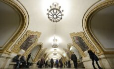 Foto un fakti: Greznais Maskavas metro pirms 80 gadu jubilejas