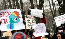 Premjers pieļauj īpašas Latvijas deklarācijas pievienošanu ACTA