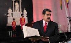 Maduro aicina armiju būt gatavai ASV iebrukumam