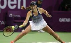 После турнира в Катаре Остапенко взлетела в рейтинге WTA