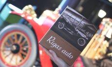 Rīgas Motormuzejs izdevis grāmatu par Latvijas automobiļu vēsturi