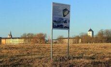 Foto: Vieta, kur taps pretrunīgi vērtētais Jelgavas 'Depo'