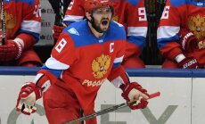 Russia s Alexander Ovechkin