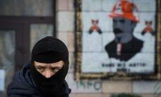 Protestētāji atbrīvo Kijevas domes ēku